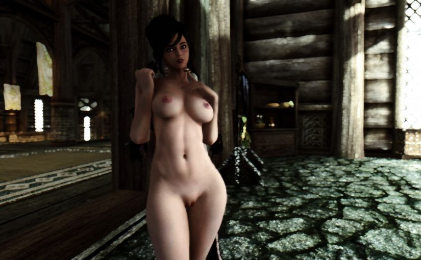 50 Skyrim Nude Photos Compilation Gallery